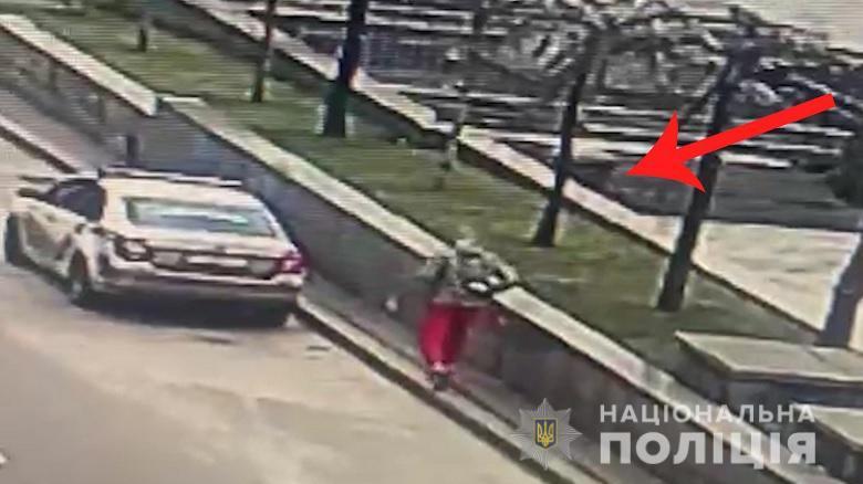 Правонарушителю сообщено о подозрении / скриншот полиция
