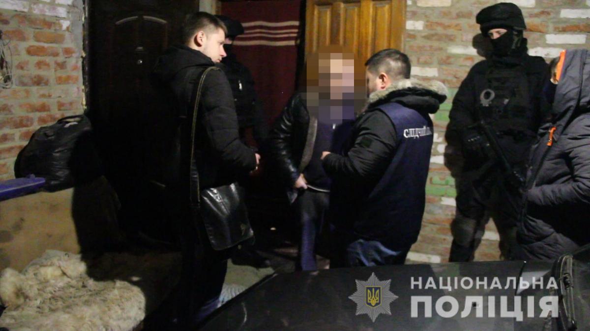За содеянное мужчине грозит 12 лет лишения свободы \ hk.npu.gov.ua