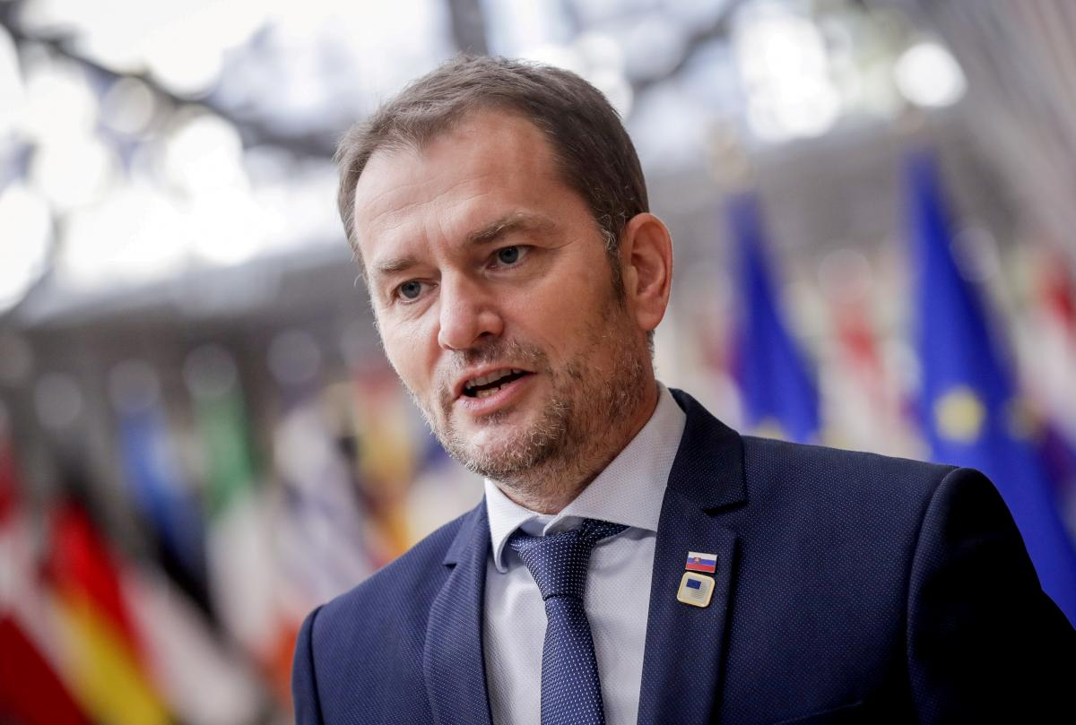 Игорь Матович - премьер Словакии извинился за некорректную шутку о Закарпатье / Фото: REUTERS