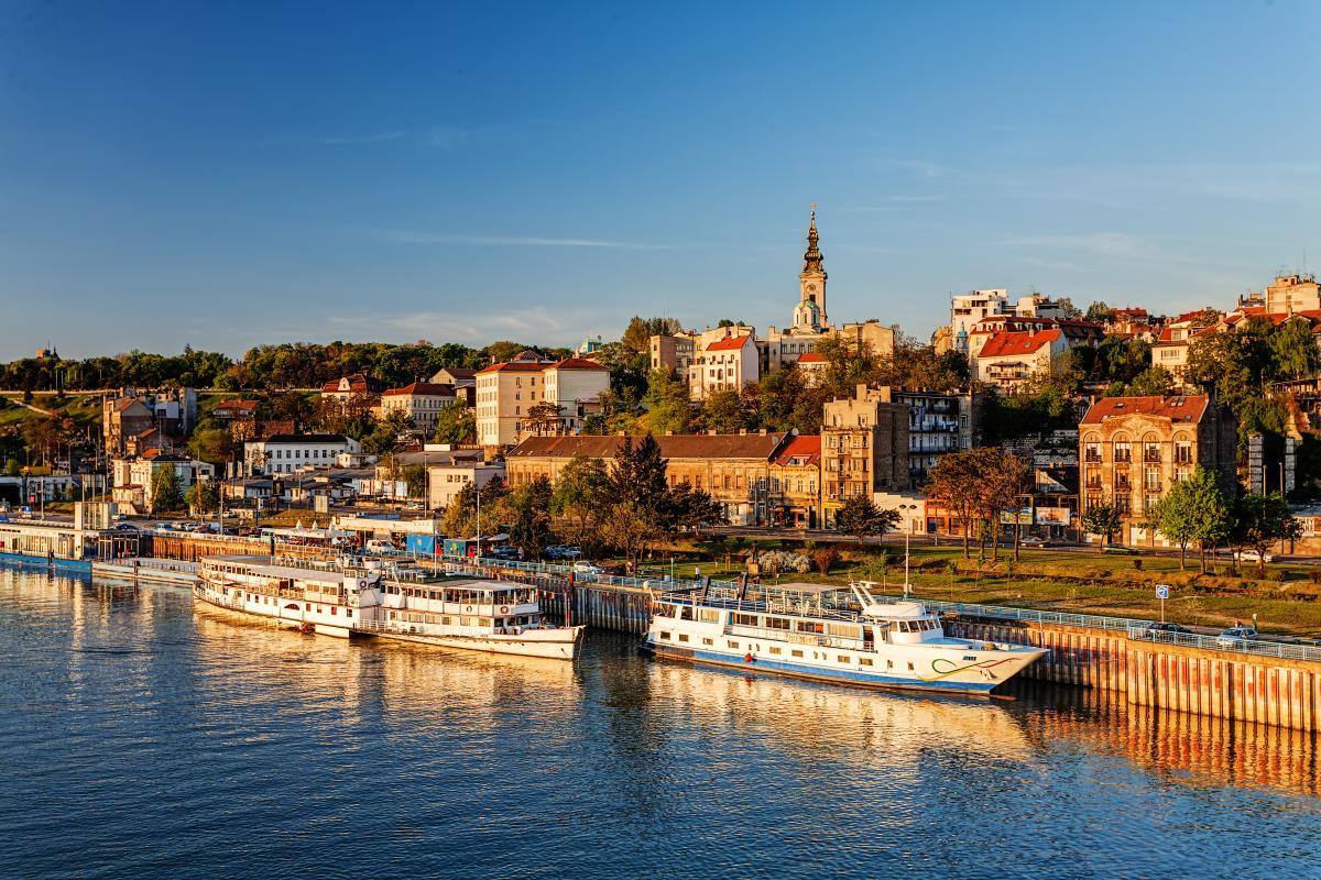 Полетіти до Белграду можна буде з 30 березня / фото ua.depositphotos.com