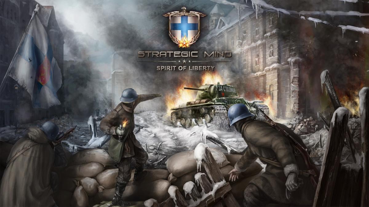 МиссииStrategic Mind: Spirit of Liberty будут основаны на исторических событиях /фото Starni Games