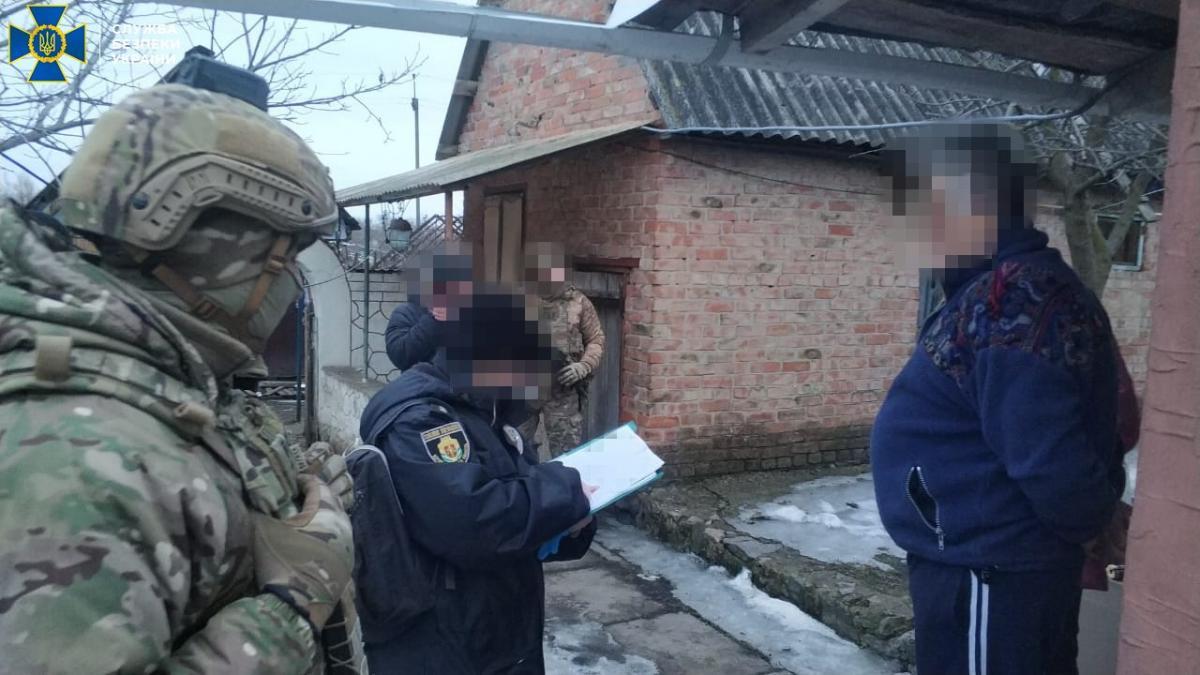 По информации СБУ, группа лиц пыталась сформировать в Кировоградской области «альтернативные» органы местного самоуправления / фото СБУ