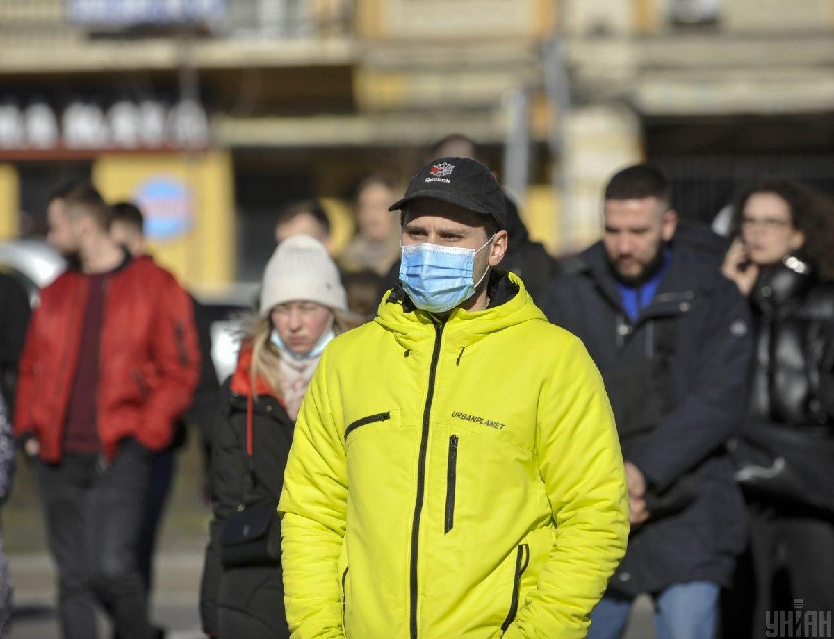 Медик спрогнозировал конец пандемии коронавируса в Украине / фото УНИАН, Сергей Чузавков