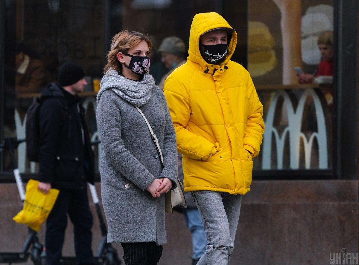 Сьогодні в Києві знову похолодає / Фото УНІАН