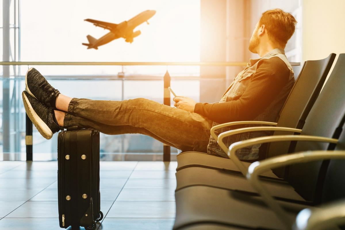 """Аеропорт """"Дніпропетровськ"""" отримав нову назву / фото pixabay.com"""