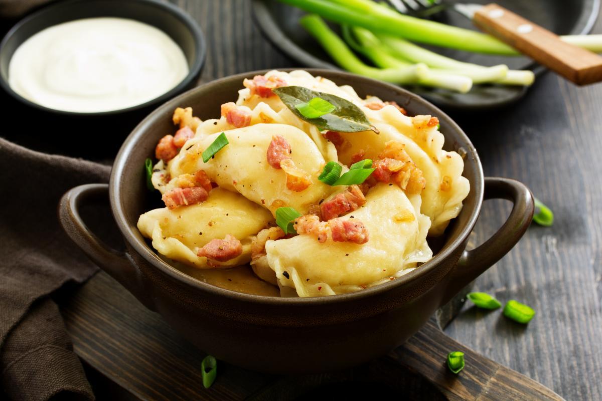 Рецепт вареників з картоплею / фото ua.depositphotos.com