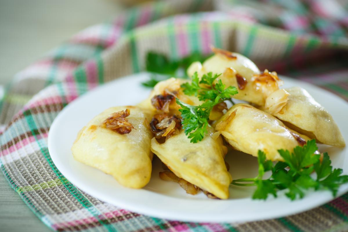 Як приготувати вареники з картоплею / фото ua.depositphotos.com