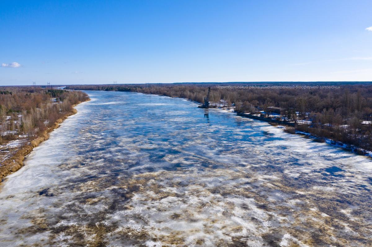 Иллюстрация: река весной / Фото: Денис Вишневский