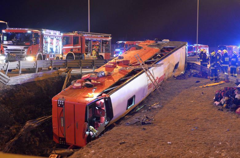 В Польше потерпел страшную аварию автобус с украинцами / Nowiny 24, Łukasz Solski