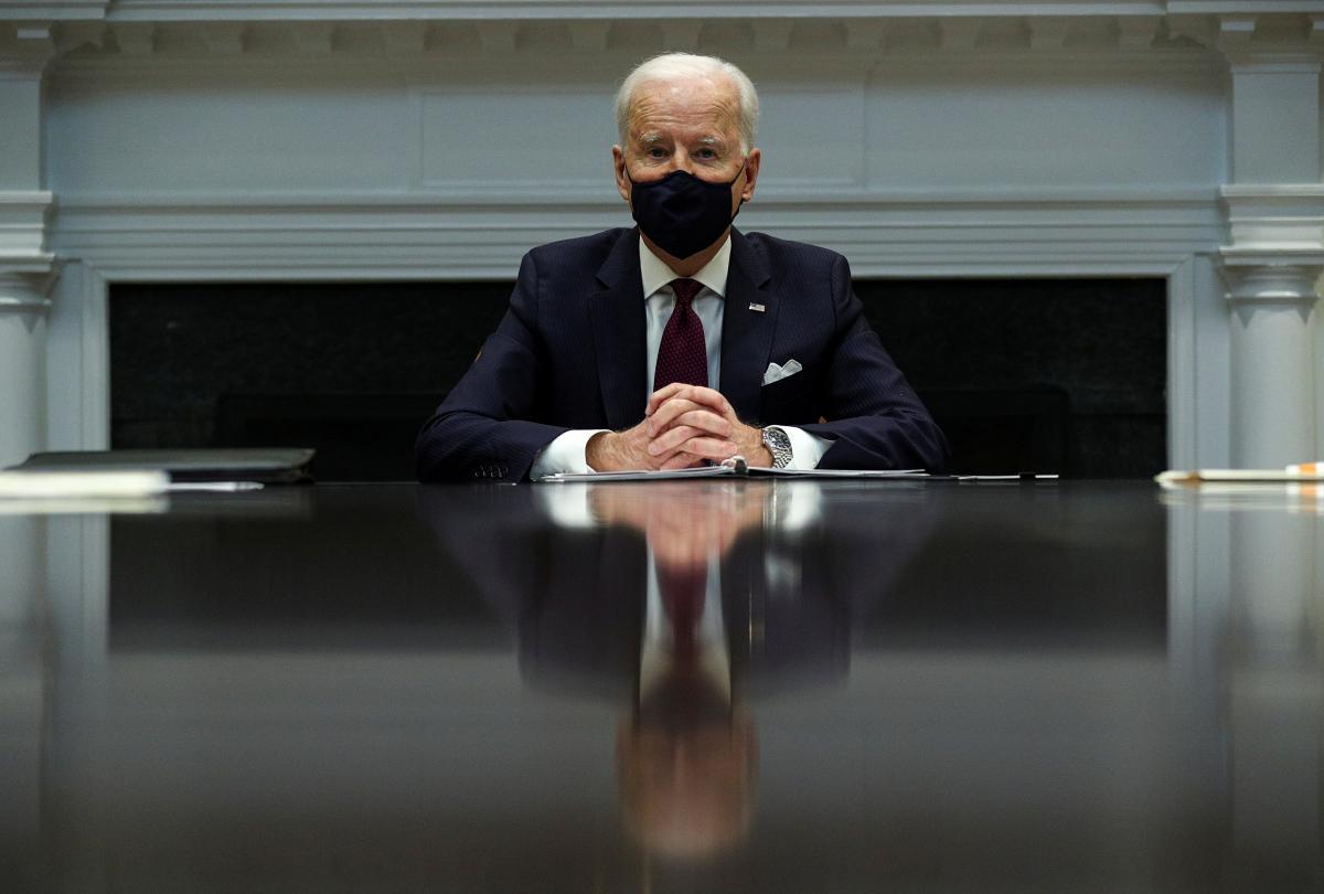 Байден атакует Путина, потому что хочет защитить Запад/ фото REUTERS