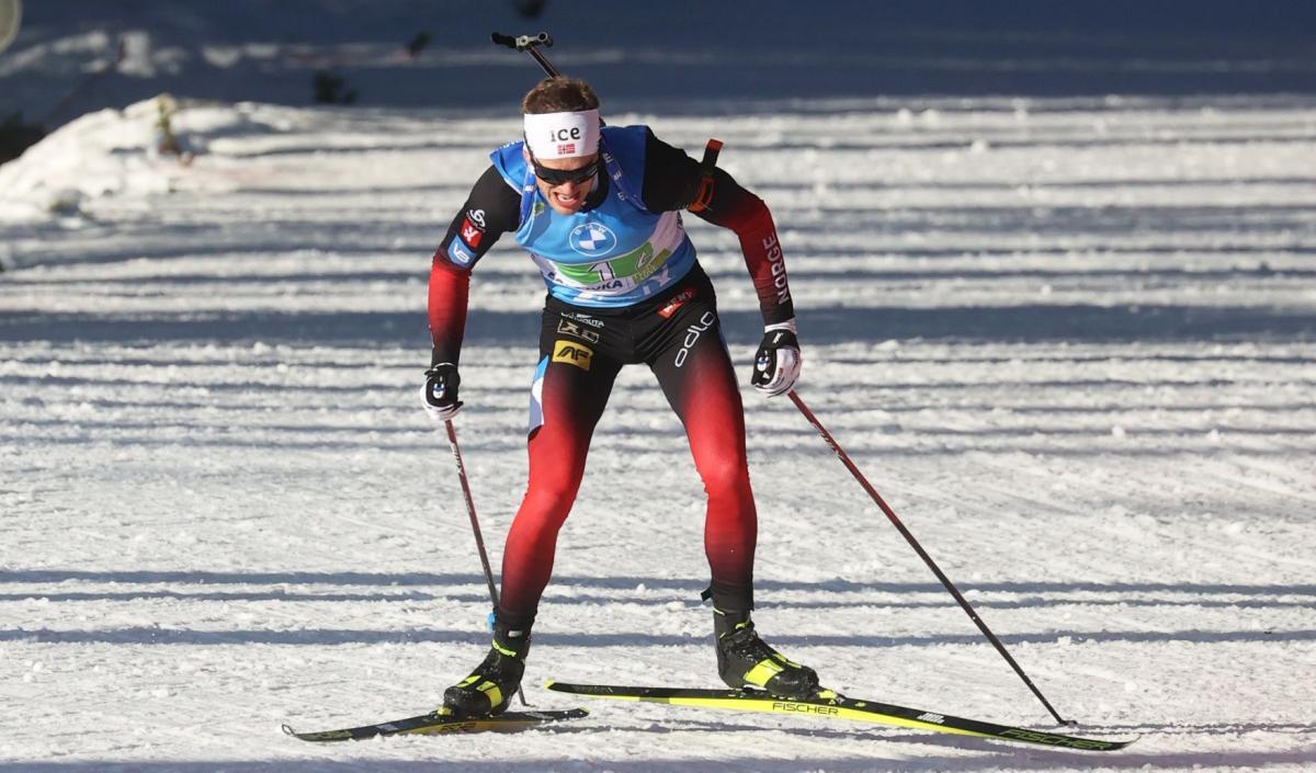 Тар'єй Бе - переможець гонки / фото REUTERS