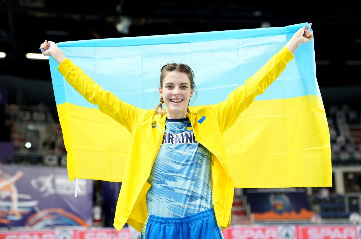 Ярослава Магучіх - претендентка на золото Олімпіади / фото REUTERS