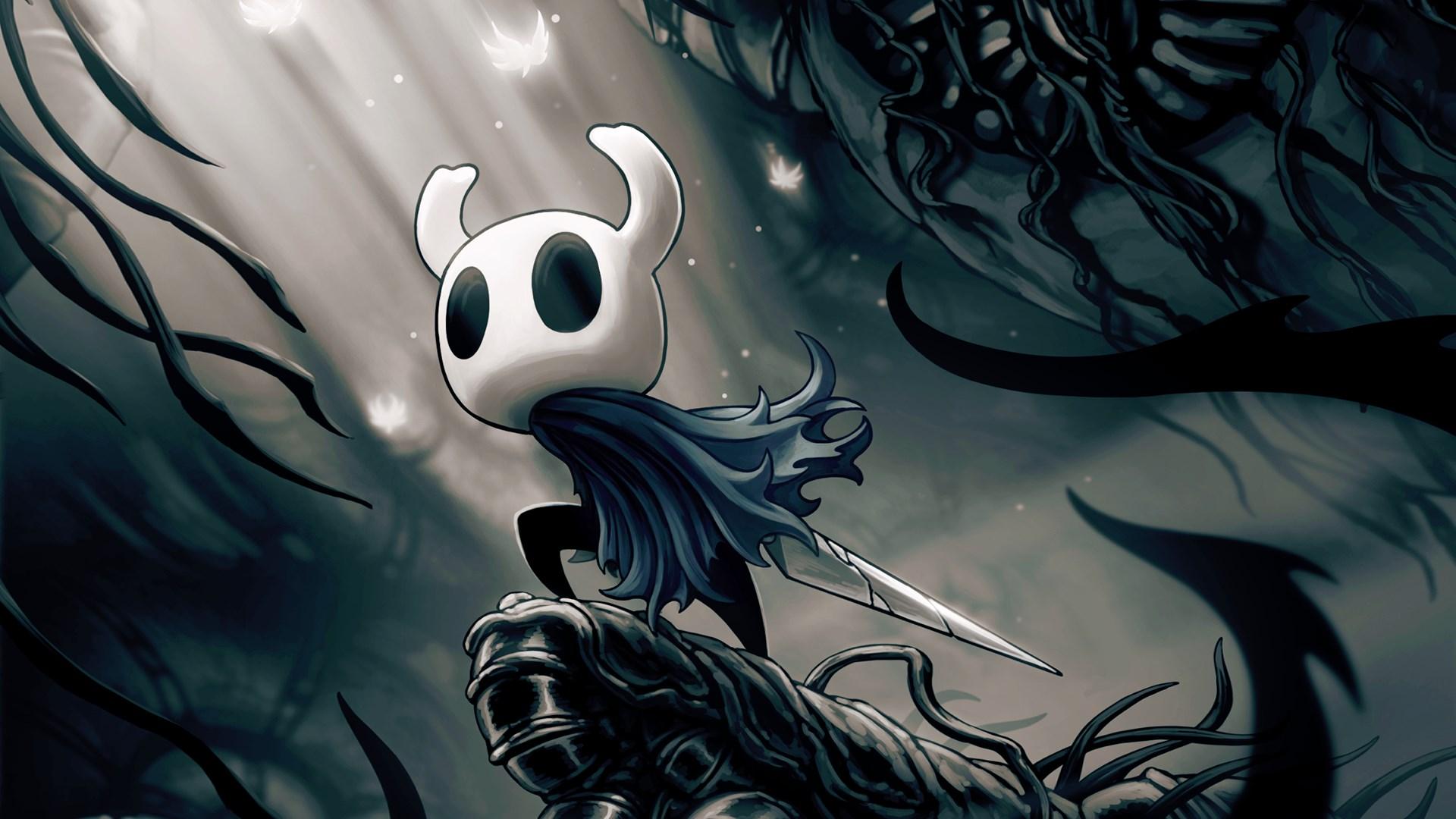 Во время акции цена на Hollow Knight была снижена на 50% /фото Team Cherry