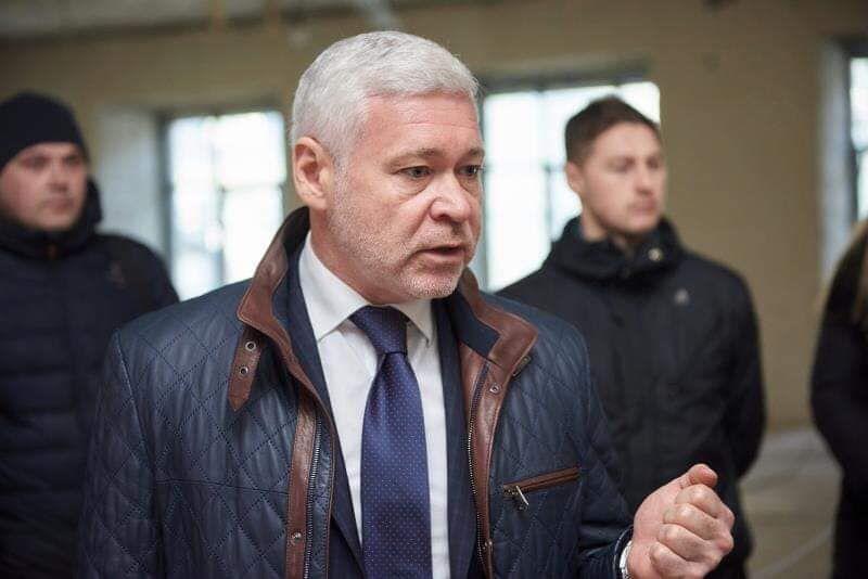 По словам Терехова, городская власть готова сотрудничать со всеми, кто работает в интересах Харькова