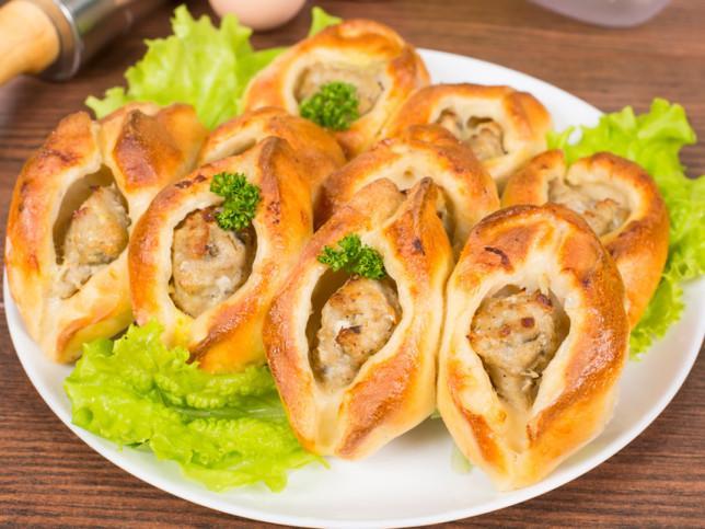 Расстегай с мясом рецепт / фото restexpert.ru
