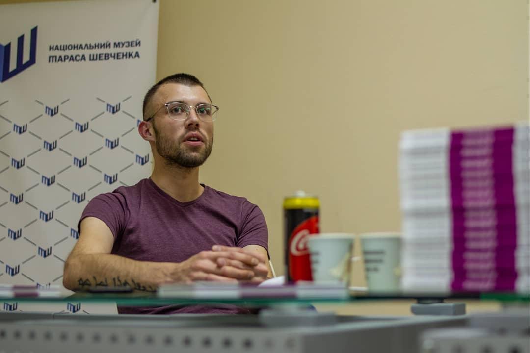 Олександр Черкас розповів, що за життя Шевченко любив смачно поїсти та цінив компанію однодумців/ Facebook