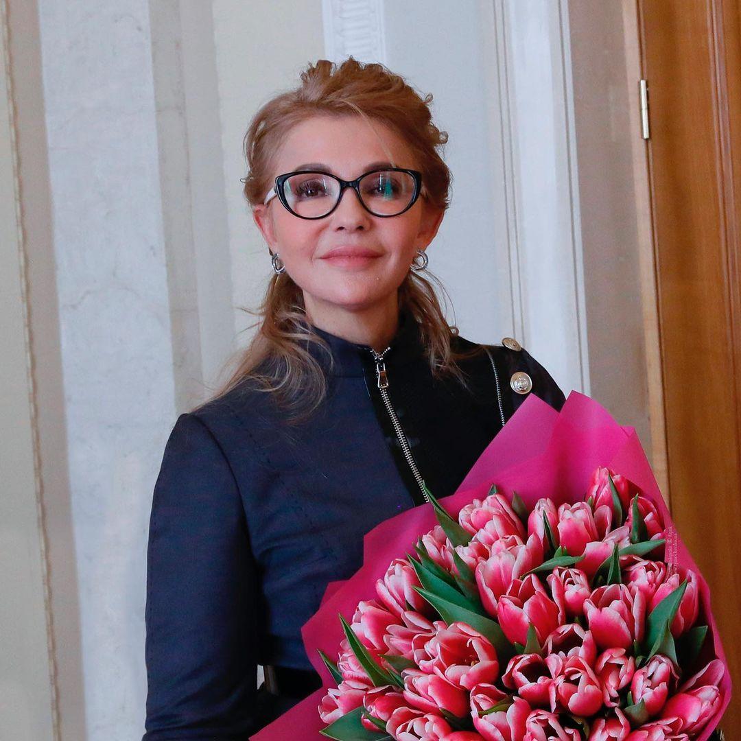 Тимошенко показала новый наряд / instagram.com/yulia_tymoshenko
