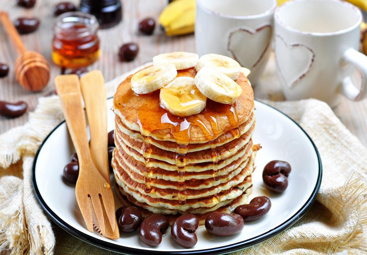 Рецепт панкейков / фото ua.depositphotos.com