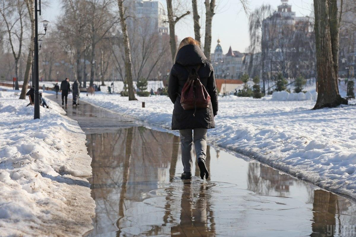 Снега хоть и выпало много, но не критично, отмечают метеорологи / фото УНИАН, Виктор Ковальчук