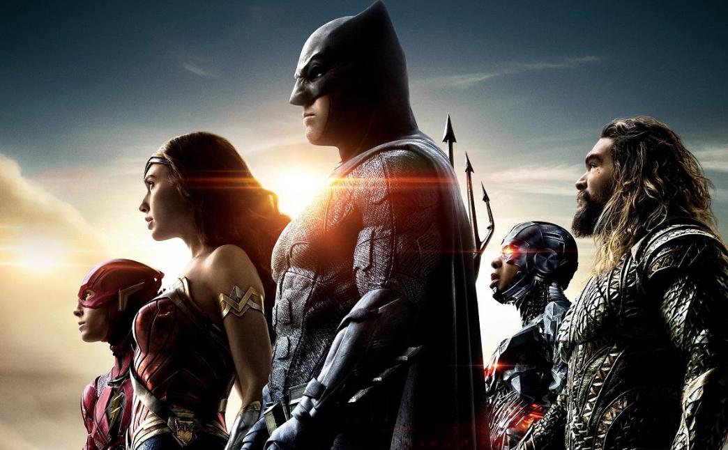 Пятый фильм расширенной вселенной DC случайно показали раньше премьеры / постер к фильму