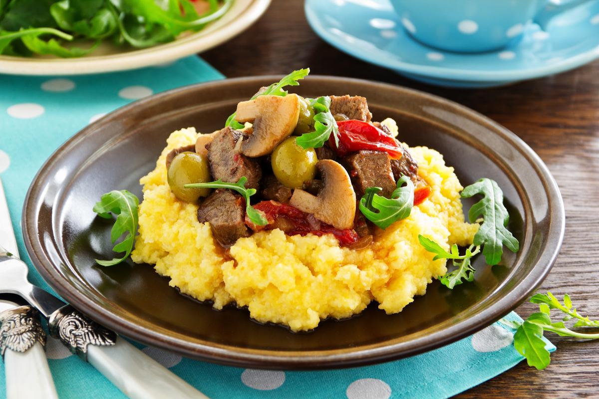 Рецепт кукурузной каши / фото ua.depositphotos.com