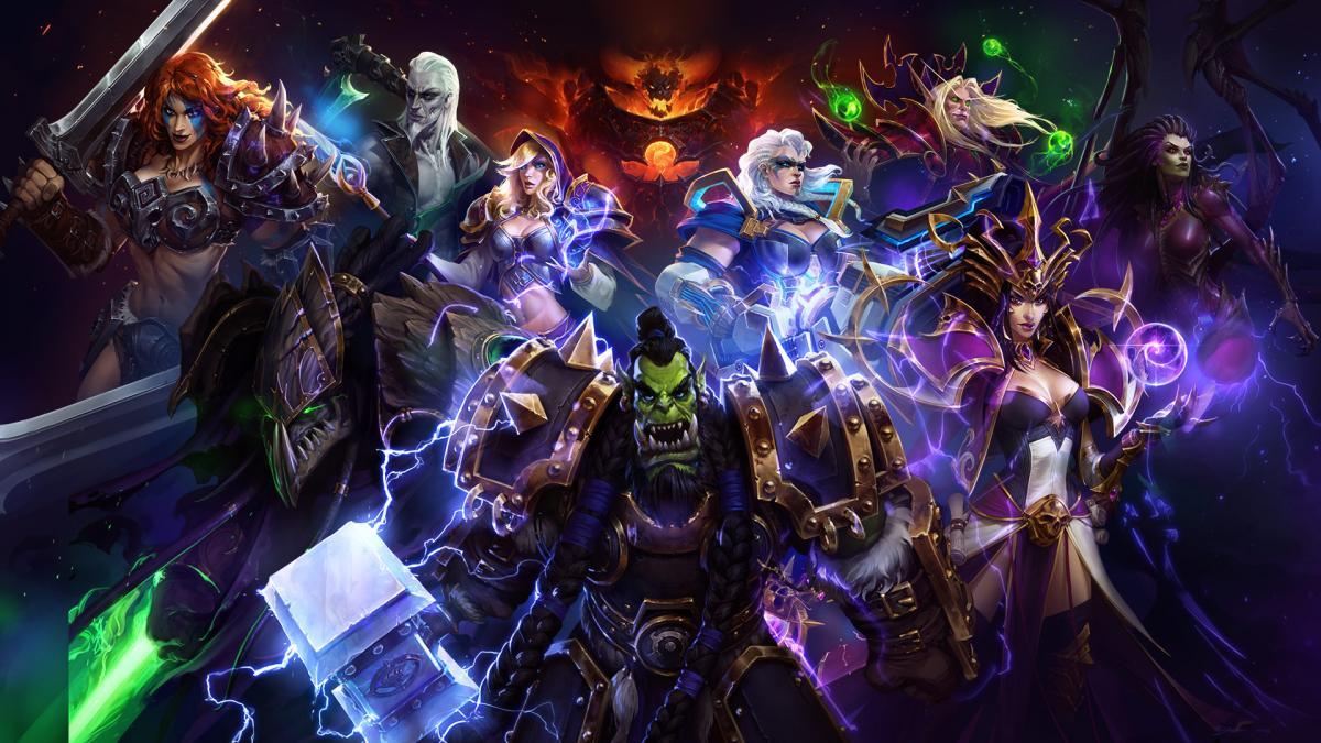 Создатели культовых Warcraft, Diablo и StarCraft уже давно не радовали хитами /фото reddit.com