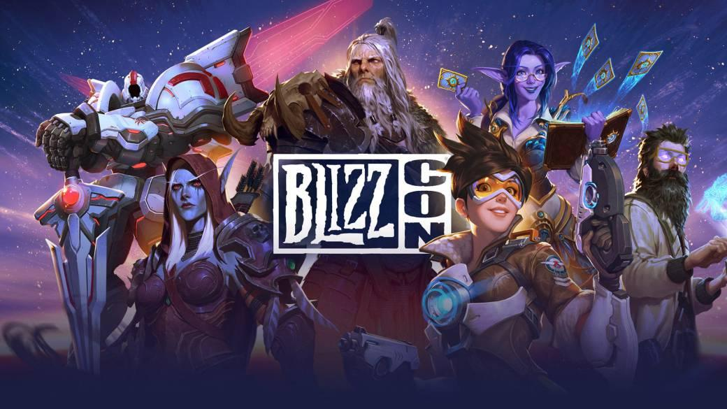 До пандемии BlizzCon был масштабным событием для фанатов / фото blizzcon.com