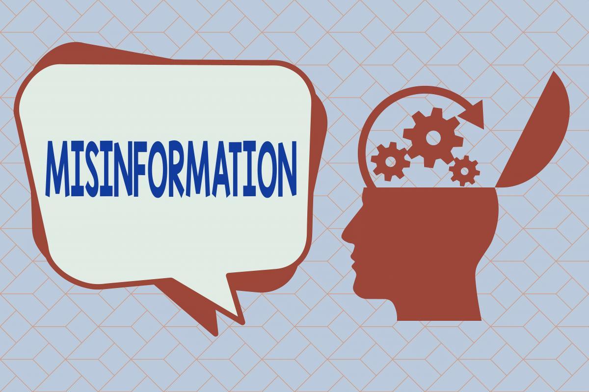 Цього тижня буде презентований міжнародний Центр протидії дезінформації / фото ua.depositphotos.com