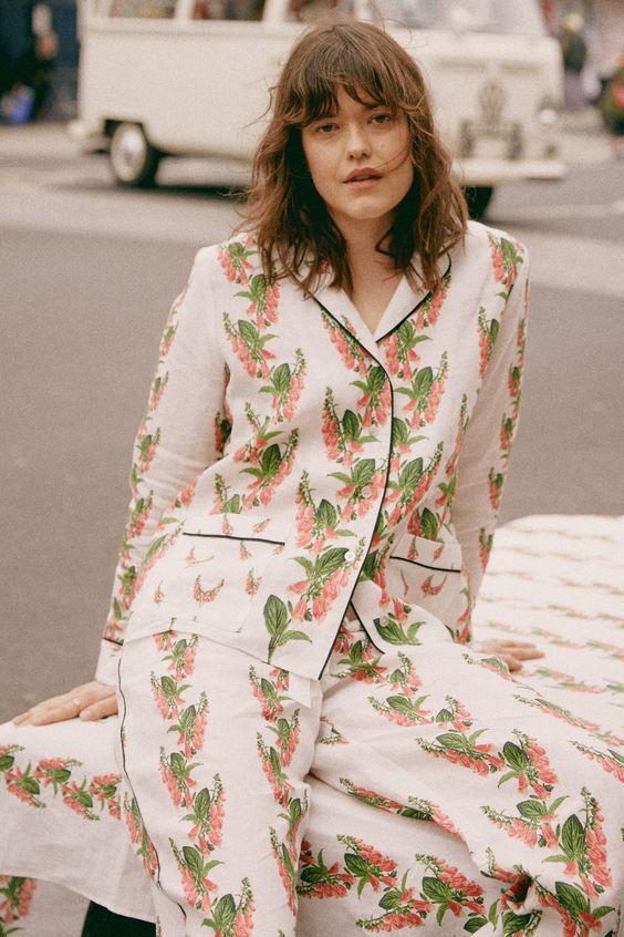 Цветочный принт в моде / pinterest.com