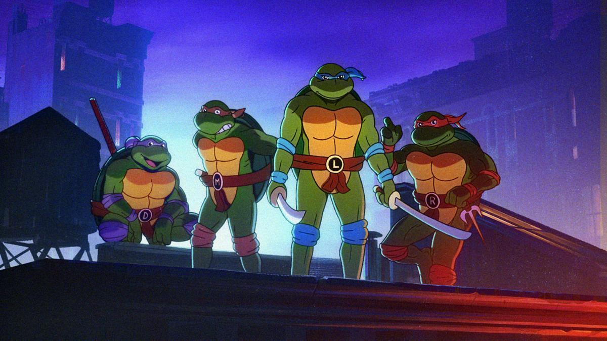 Teenage Mutant Ninja Turtles: Shredder's Revenge /фото Dotemu