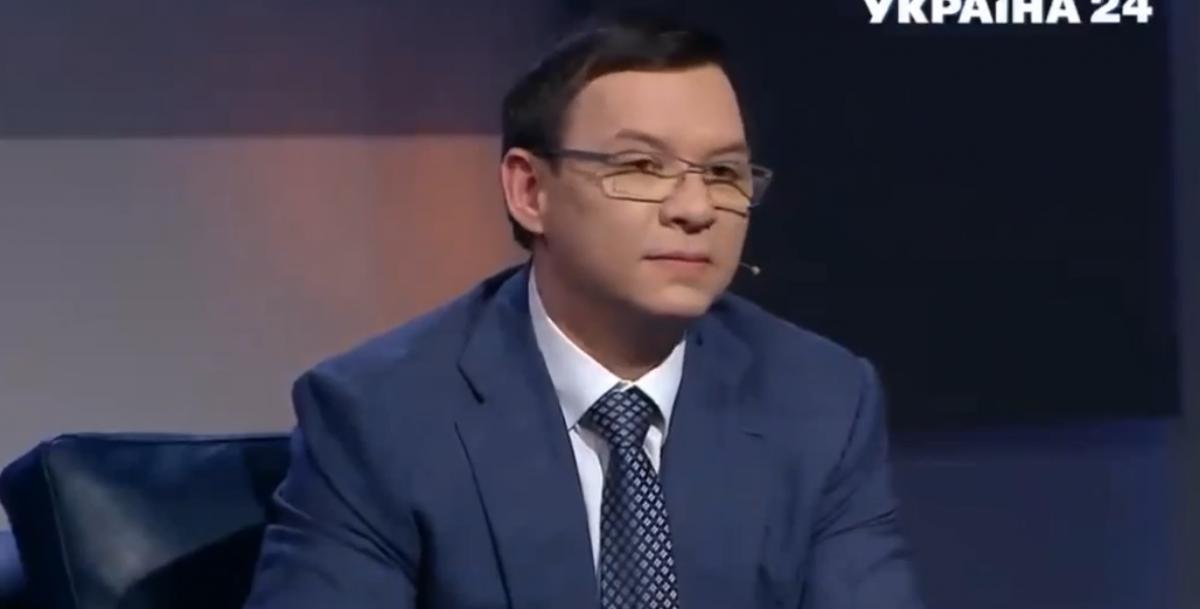 Мураев не стал комментировать российскую агрессию в Украине / скриншот
