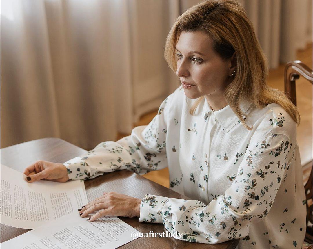 Зеленская показала стильный аутфит / instagram.com/uafirstlady