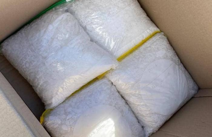 В Киевской области правоохранители разоблачили три нарколаборатории и изъяли наркотиковболее чем на 1,5 млн долл. / фото Киевская городская прокуратура