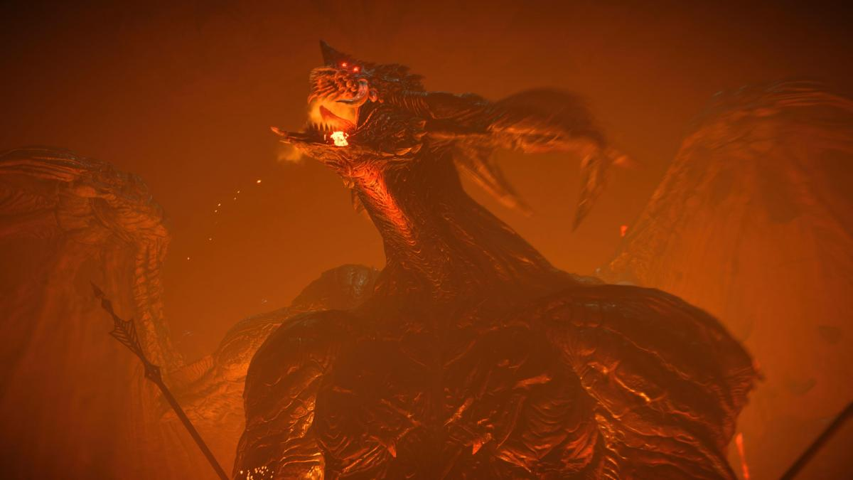 Бог драконов / скриншот