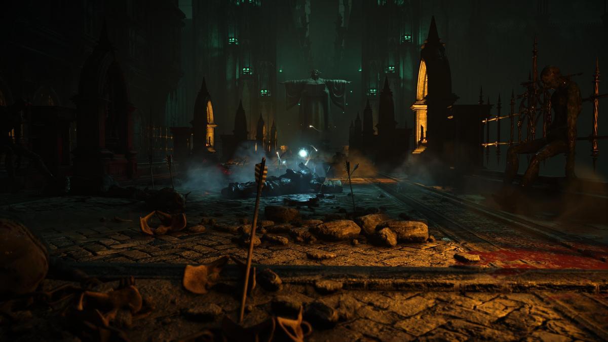 Demon's Souls вийшла 12 листопада 2020 року на PS5 / скріншот