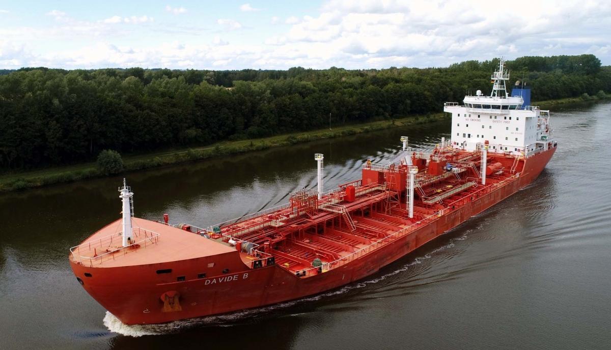 No Ukrainians on board tanker attacked by pirates off Nigeria coast / Photo from fleetmon.com