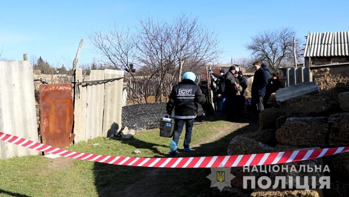 11 марта полицейские обнаружили тело пропавшей девочки / фото hr.npu.gov.ua
