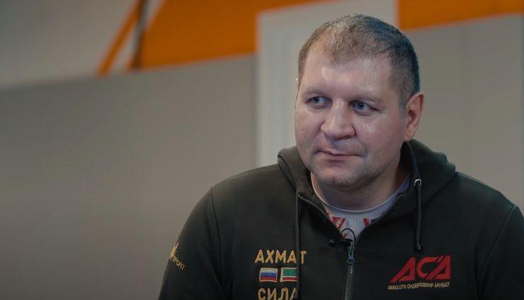 """Декан"" Александр Емельяненко / YouTube/KOVALENKO"