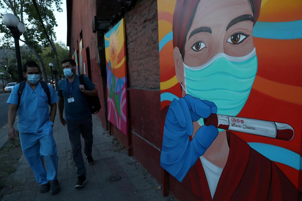 Глава ВОЗ прогнозирует появление нового смертоносного вируса / фото REUTERS