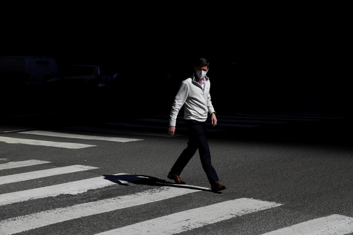 По словам Разумкова, ситуация с введением комендантского часа непростая / фото REUTERS