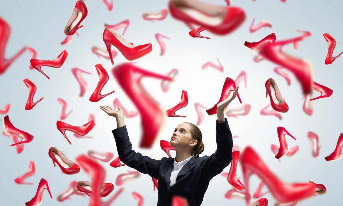 Модная обувь / ua.depositphotos.com