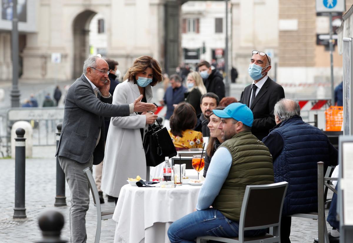В Италии вводят карантин на Пасху / фото REUTERS