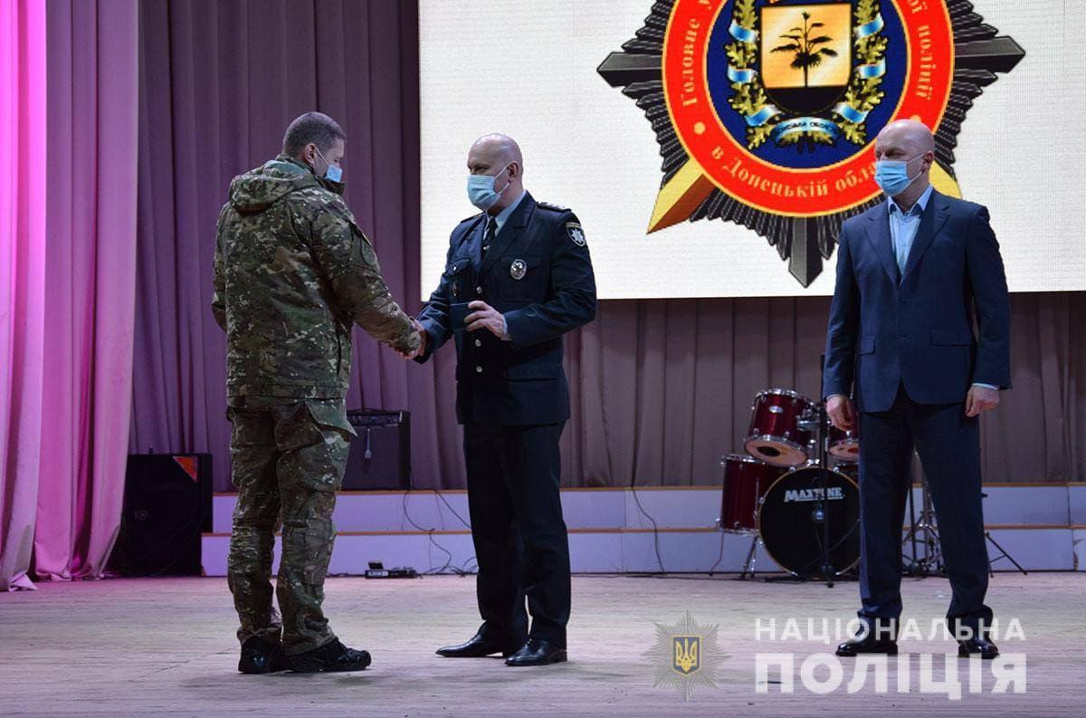 В Украине сегодня отмечают День добровольца / фото Национальная полиция