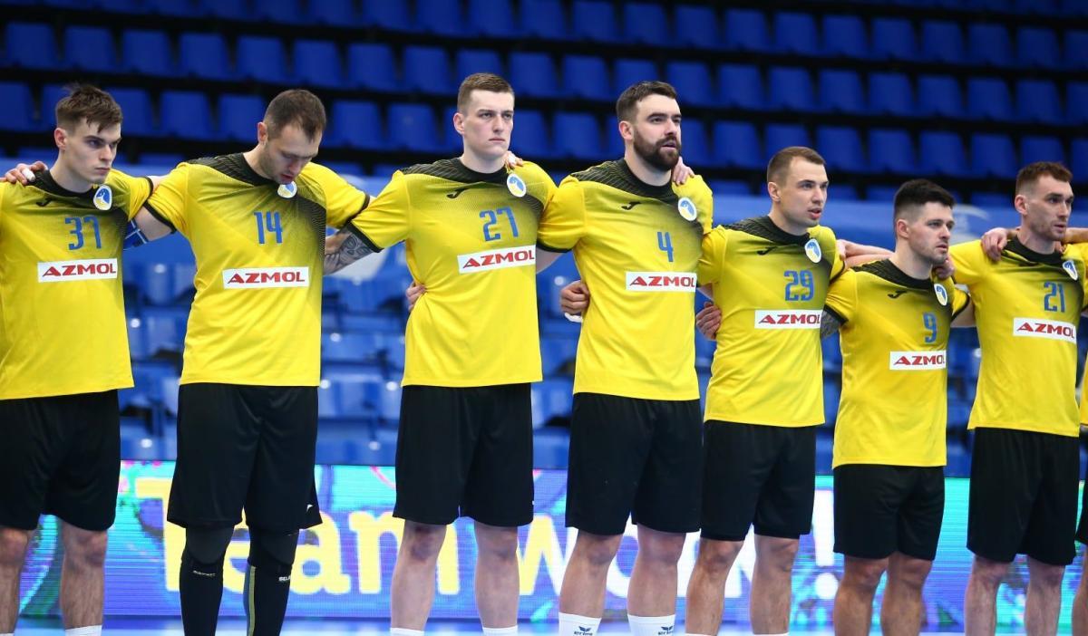 Сборная Украины / фото handball.net.ua