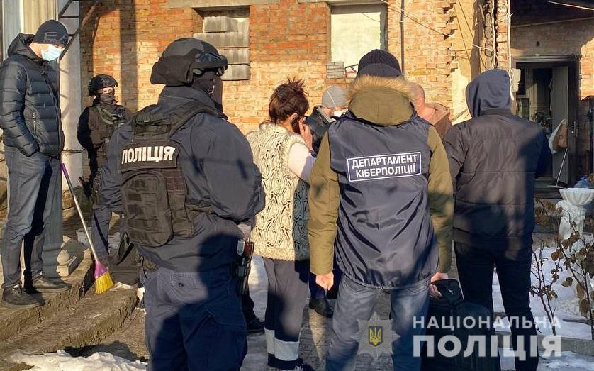 Правоохранители провели 8 обысков на территории Киева и Киевской области / фото npu.gov.ua