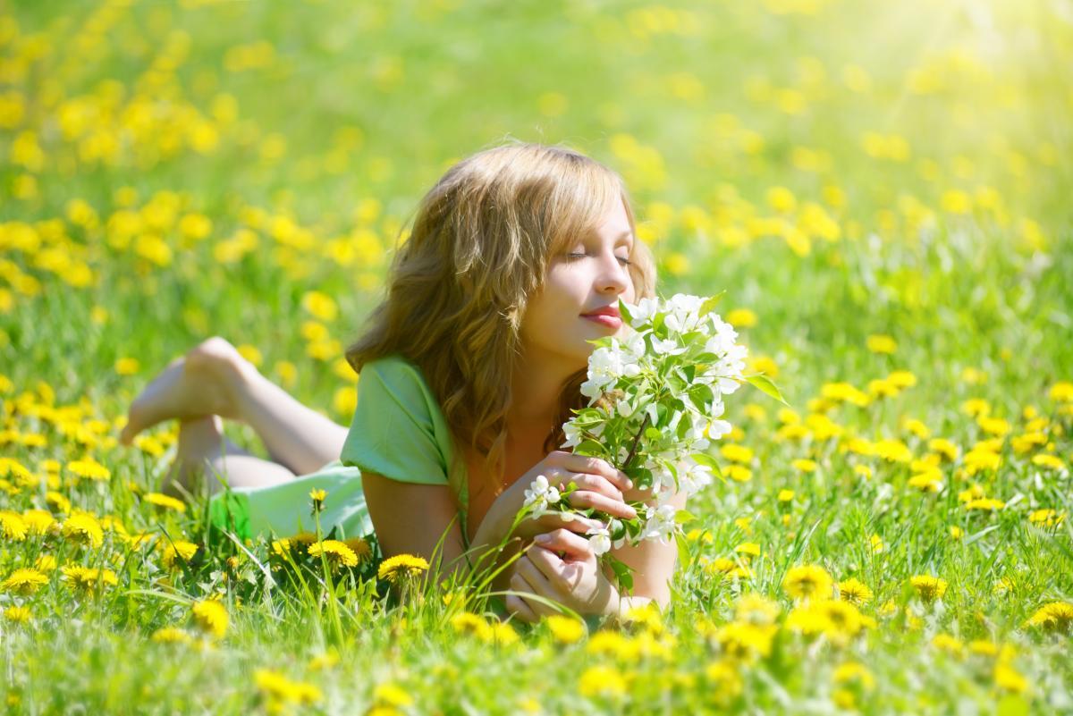 Как выявить аллергию на цветение и что с этим делать / фото ua.depositphotos.com