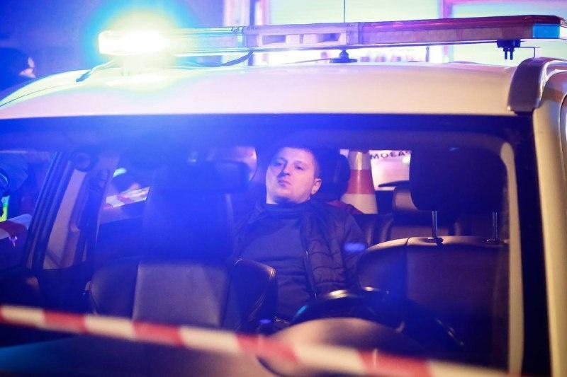 Содержание алкоголя в крови водителя Toyota составило 2,05 промилле / фото dtp.kiev.ua