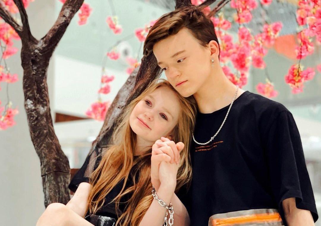 Идея «Love Story» вызвала резко негативную реакцию общества / фото instagram.com/milamaxanets