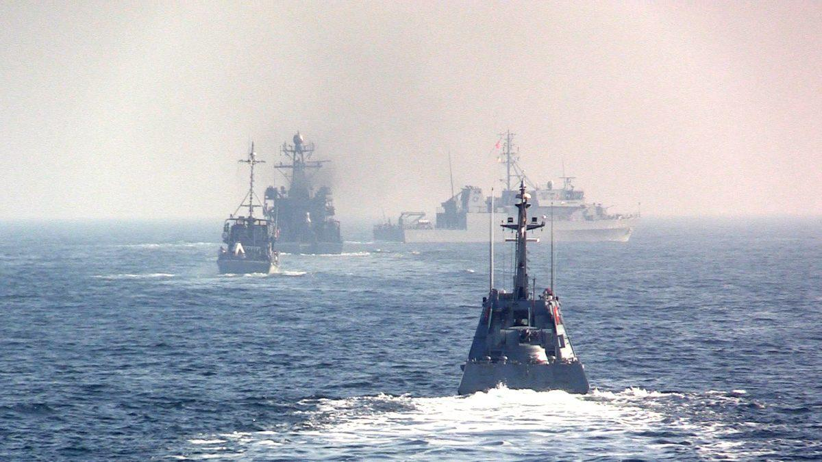 Зеленский ожидает от НАТО усиления присутствия в Черноморском регионе / фото armyinform
