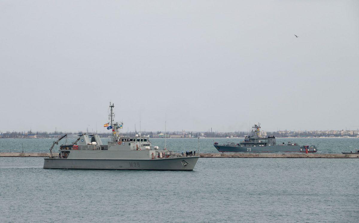 К обеспечению безопасности Черного моря Украина планирует привлечь Молдову и Грузию / armyinform